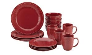 Rachael Ray Cucina Stoneware Dinnerware Set (16-Piece)