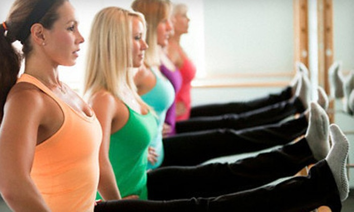 Avatar Private Training Studio - North Loop: 10 or 20 Barre Fusion, YogaBarre, or TRX Boot-Camp Classes at Avatar Private Training Studio (Up to 69% Off)