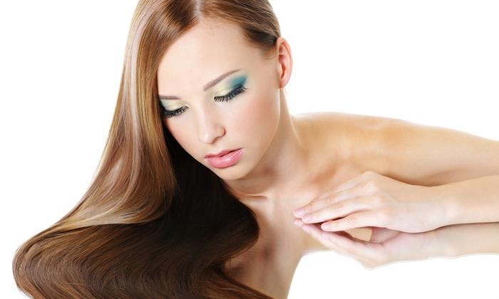 Salon Of Elegance - Salon Of Elegance: $30 for $75 Worth of Scalp Care — Salon of Elegance
