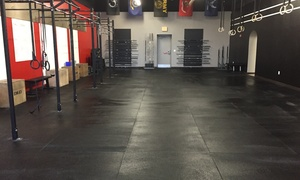 CrossFit 913: $20 for $75 Worth of CrossFit — CrossFit 913