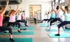 Up to 41% Off Fitness Classes