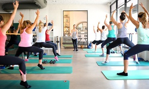DEFINE body & mind: 5 or 10 Drop-In Classes at DEFINE body & mind (Up to 47% Off)
