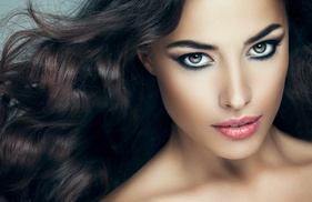 Salon Centre: Haircut, Color, and Brazilian Blowout Services at Salon Centre (Up to 65% Off)