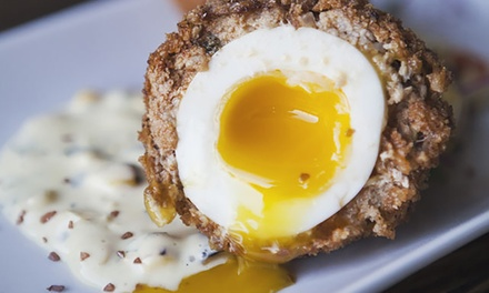 Top Notch Scotch Egg Company