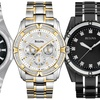 Bulova Men's Classic Diamond Watches (Factory Refurbished)