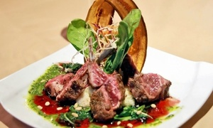 International Signature Bistro: $17 for $30 Worth of Fine Dining at International Signature Bistro