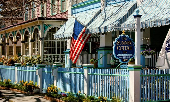Summer Cottage Inn - Cape May, NJ: 1- or 2-Night Stay with Breakfast at Summer Cottage Inn in Cape May, NJ