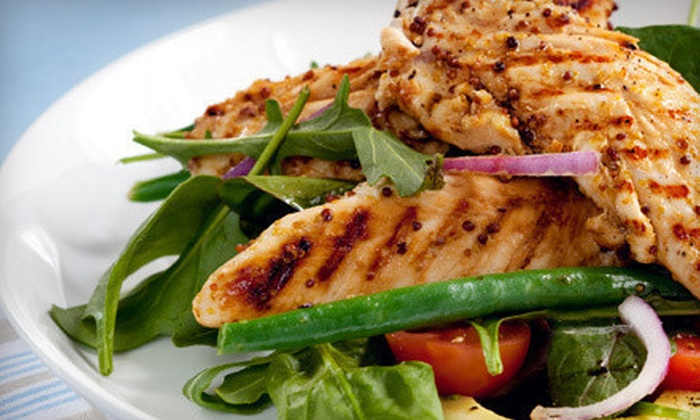 Empire Grill - Buffalo: Upscale Diner Fare for Lunch or Dinner at Empire Grill (Half Off)
