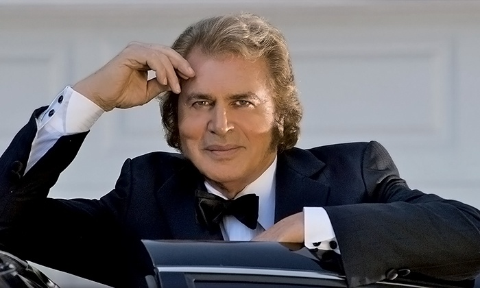 Palace Theatre - Palace Theatre: Engelbert Humperdinck at Palace Theatre on April 19 at 3 p.m. (Up to 50% Off)