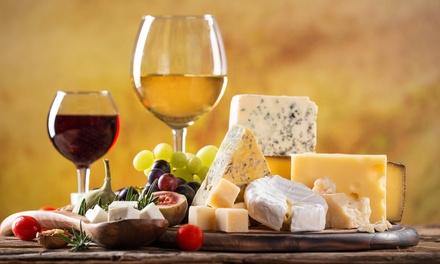 2 Stunden Afterwork-Weinseminar mit Käsebuffet für Zwei oder Vier bei Wein & Glas ab 34,90 € (bis zu 52% sparen*)