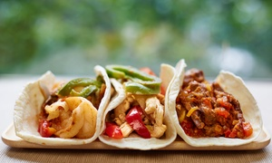 Grandma's Boys Enterprise/Fajita Festival: Entry for Two, Four, or Six to the Houston Fajita Festival (Up to 50% Off)