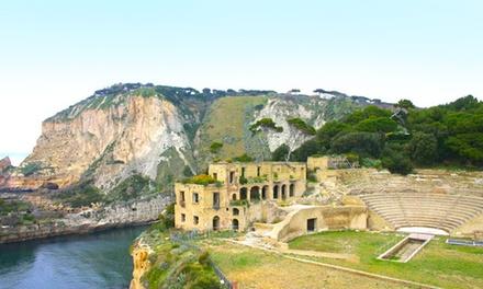 Tour Grotta Seiano e Villa del Pausilypon a 8,90€euro