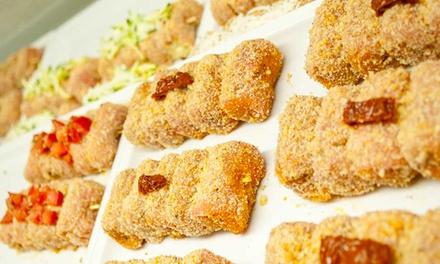 L'Involtino - Menu Street Food con involtini di carne siciliani e bibita. Valido in 2 sedi