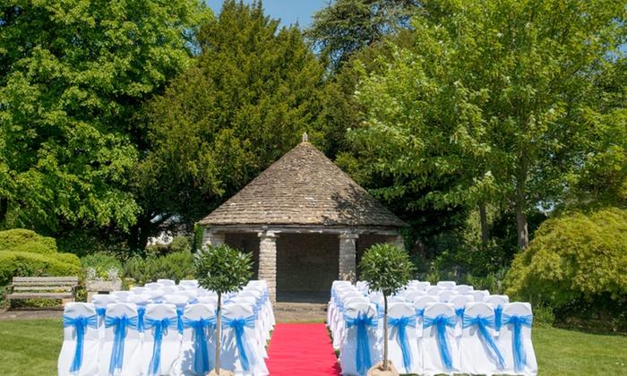 Groupon gloucestershire wedding