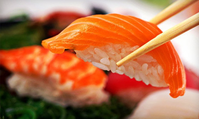 Fuji Sushi Baymeadows - Southeast Jacksonville: $12 for $25 Worth of Japanese Cuisine for Dinner at Fuji Sushi