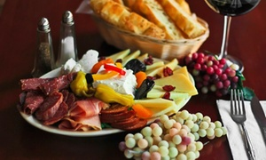 Balkanika: 7-Course Tasting Menu and Wine Pairings for 2 or 4, or Weekend Brunch for 2 or 4 at Balkanika (Up to 56% Off)