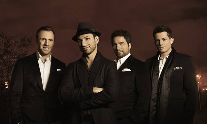 """The Tenors present """"A Perfect Gift Holiday Tour"""" - Seattle: The Tenors Present """"A Perfect Gift Holiday Tour"""" at The Paramount Theatre on December 3 at 8 p.m. (Up to 37% Off)"""