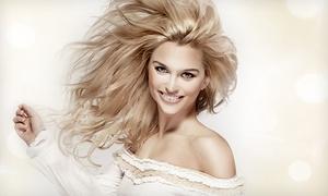 Friseur Wöhler: Haarschnitt mit Färben oder Haubensträhnchen sowie Kur und Massage bei Friseur Wöhler ab 29,90 € (bis zu 72% sparen*)