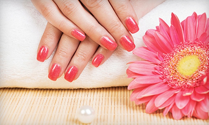 Nails by Stephanie at Studio90 - Hoover: $14 for $25 Worth of Manicure at Nails by Stephanie at Studio90