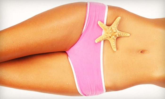 Southern Sun-Sations Tanning - Mary Esther: One, Three, or Five Spray Tans at Southern Sun-Sations Tanning (Up to 70% Off)