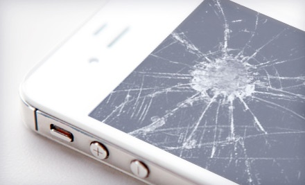 Screen Repair for iPhone 4 or 4S, or $20 for $40 Worth of Cellphone Accessories at Mobilicity (Up to 61% Off)