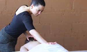 Creative Wellness Strategies: 60-Minute Massage, 60-Minute Meditation Session, or Both at Creative Wellness Strategies (Up to 23% Off)