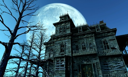Haunted-House VIP Fast Passes for Two or Four at Castle of Chaos (Up to 59% Off)
