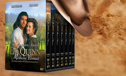 Dr. Quinn, Medicine Woman: The Complete Series on DVD