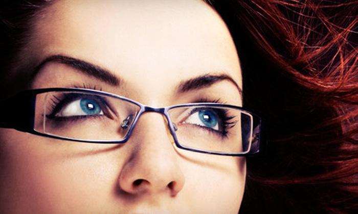 Parsons Vision Inc. - Flushing: $45 for an Eye Exam and $175 Toward Prescription Eyewear at Parsons Vision Inc. ($324 Value)