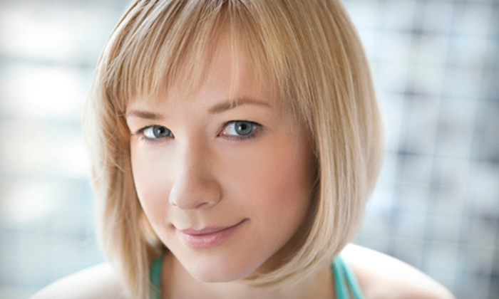 Splash Hair Design & Spa with Kayla Pavlak - West Allis: Cut and Style with Optional Partial or Full Highlights at Splash Hair Design & Spa with Kayla Pavlak (Up to 65% Off)