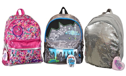 Skechers Twinkle Toes Girls and Boys Light-Up Backpacks. Multiple Styles Available. Free Returns.