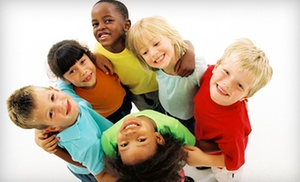 Step Up Academy: $550 for $1,000 Worth of Childcare at Step Up Academy