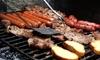 Mister Chef - Zagarolo, Roma: Menu con 1 kg di grigliata di carne e litro di vino (sconto fino a 65%)