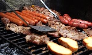 Mister Chef: Menu con 1 kg di grigliata di carne e litro di vino (sconto fino a 65%)