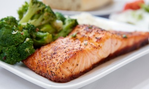 Greek Cuisine for Dine-In or Take-Out at Trata Greek Taverna (Up to 52% Off). Three Options Available.