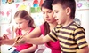 Rainbow Station Inc. - Multiple Locations: 6 or 12 Weeks of Childcare for Preschool or School-Age Children at Rainbow Station (Up to 56% Off)