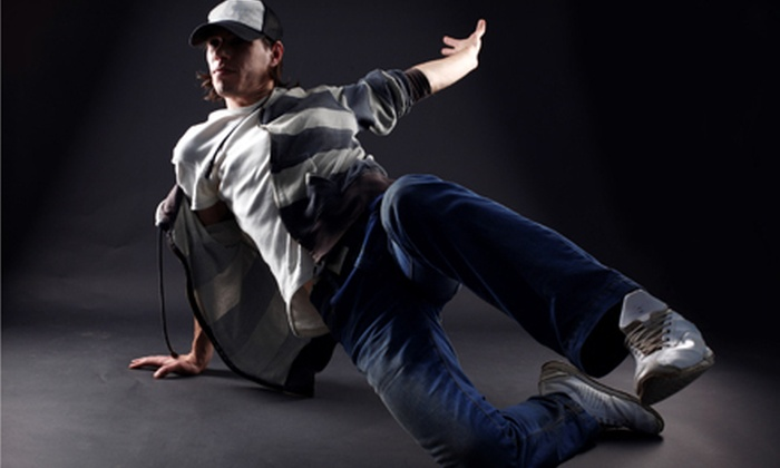 FunkyTown Parties - The Fountains Shopping Center: Three or Six Hip-Hop or Break-Dancing Classes at FunkyTown Parties (Up to 61% Off)