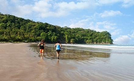 groupon daily deal - 4- or 7-Night Weight-Loss and Wellness Retreat at Jump Start Costa Rica Weight Loss & Wellness in Guanacaste, Costa Rica