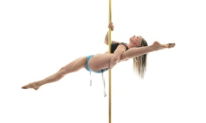 iSpin Aerial Dance Studio: $49 for Five Weeks of Pole, Hoopla or Sling Classes at iSpin Aerial Dance Studio, Phillip (Up to $125 Value)