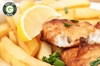 London Fish & Chips - London: London Fish & Chips: Meal With Drink For One (£6) or Two (£11.50) (Up to 56% Off)