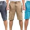 Bespoke Sport Men's Drawstring Cargo Shorts