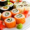 AYCE Sushi Buffet + Tea for Two