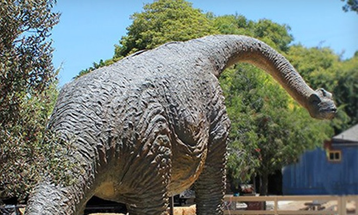 Zoomars - San Juan Capistrano: $15 for a Petting-Zoo Visit for Two at Zoomars in San Juan Capistrano (Up to $32 Value)