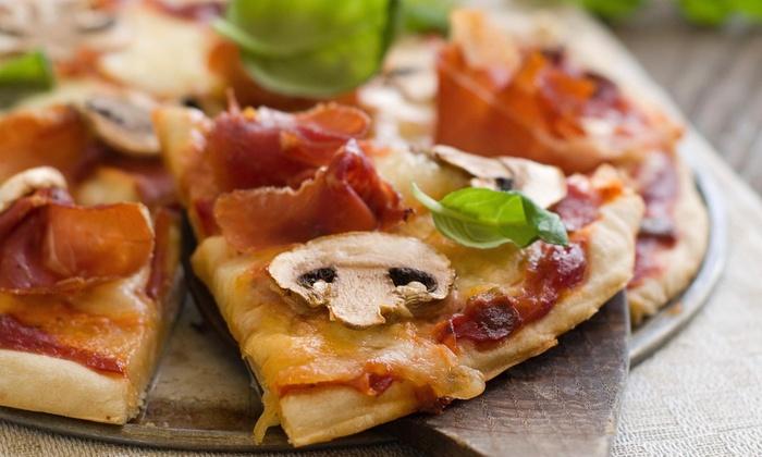 La Mia Pizza and Wings - Garden Circle: $16 for $27 Worth of Pizza and Wings at La Mia Pizza and Wings