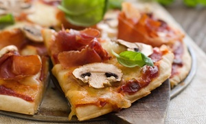 La Mia Pizza and Wings: $16 for $27 Worth of Pizza and Wings at La Mia Pizza and Wings