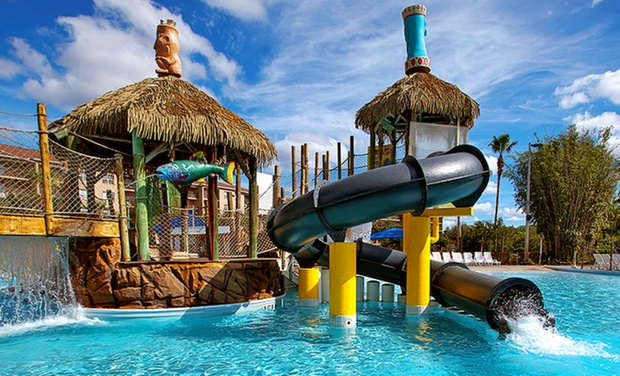 Liki Tiki Village Resort - Greater Orlando, FL: Stay with Wildlife-Park Passes at Liki Tiki Village Resort in Winter Garden, FL. Dates into December.