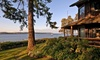 The Captain Whidbey Inn (Old Ownership) - Coupeville, WA: 2-Night Stay for Two with Dining Credit at The Captain Whidbey Inn on Whidbey Island, WA