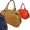 Bueno Faux Leather Carryall Weekend Bag