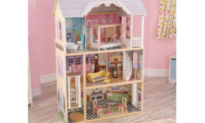 Casa delle bambole kidkraft groupon goods