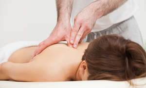 Circle of Healing Chiropractic: Exam, Aroma Technique and One or Three Adjustments at Circle of Healing Chiropractic (Up to 80% Off)